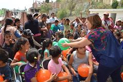 30 Abril 2016. Caravana da del nio en Acuexcomac. (Gobierno de Cholula) Tags: pelotas cholula puebla maradelcarmen acuexcomac caravanadadelnio