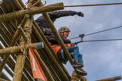 happiness (stevefge) Tags: people boys netherlands nijmegen children action kinderen nederland goffertpark koningsdag nederlandvandaag reflectyourworld