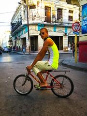 Santiago de Cuba. Cuba (H.L.Tam) Tags: bicycle cuba documentary cuban santiagodecuba iphone photodocumentary cubanfaces cubanbicycle iphone6s