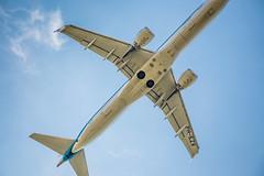 Embraer 190 (PH-EZV) on EPKK (kwartnik) Tags: airplane airport krakow airbus boeing 190 embraer a319 balice 738 epkk