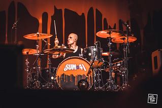 30-04-2016 // Sum 41 at Groezrock // Shot by Jurriaan Hodzelmans