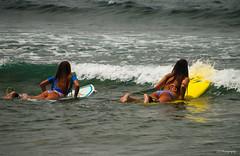Chin up in a sea of love (.KiLTRo.) Tags: california girls sea beach surf unitedstates surfing surfers sanclemente sanonofre kiltro