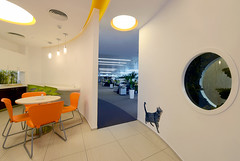 Офис Mars в Москве