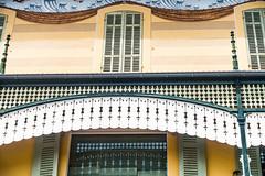 20160420 Provence, France 02490 (R H Kamen) Tags: france architecture facade bank frieze cassis bouchesdurhne provencealpescotedazur buildingexterior provencealpesctedazur rhkamen