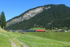 1116 0xx (Drehstromkutscher) Tags: train austria br railway taurus öbb bundesbahn 182 1116 österreichische baureihe