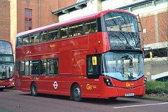 Go-Ahead London Metrobus WHV65 BF65WJN (Will Swain) Tags: city uk travel red england bus london buses december britain south capital transport east vehicles vehicle greater seen 19th metrobus bromley 2015 goahead whv65 bf65wjn