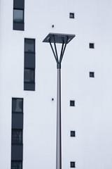 Уличный светильник (Девелоперская компания) Tags: россия новосибирск светильник линии геометрия минимализм фасад декор russia novosibirsk lamp lines geometry minimalism facade decoration