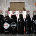 Garrafas Históricas Coca-Cola Brasil