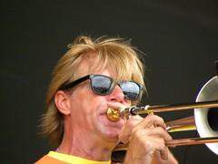 Craig Klein (cinder85212) Tags: music neworleans livemusic horns jazz trombone jazzfest bonerama craigklein 2010jazzfest