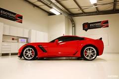 c7_z06_z07_esoteric_330 (Esoteric Auto Detail) Tags: corvette esoteric z06 detailing hre c7 torchred akrapovic p101 suntek z07 gyeon paintprotectionfilm paintcorrection bestlookingcorvette z06images