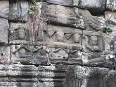 "Angkor: le Bayon <a style=""margin-left:10px; font-size:0.8em;"" href=""http://www.flickr.com/photos/127723101@N04/24001235750/"" target=""_blank"">@flickr</a>"