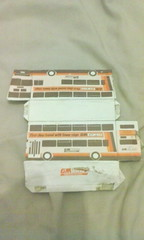 Throwing lots of things out and discovered these which are now being safely stored (ncmewigan) Tags: bus buses gmbuses gmsbuses gmbusessouth gmbusesnorth