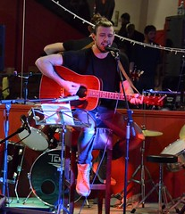 Kieran (Nick Vidal-Hall) Tags: gig livemusic openmic theboothhall