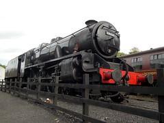 Class 5 Grosmont (mebo2) Tags: 5 yorkshire north railway class steam moors locomotive grosmont nymr stanier 44806