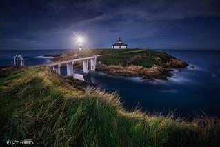 Isla Pancha Nocturna