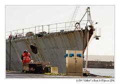 20160203_13621_clm_colbert_brest_rec_1200px (ge 29) Tags: marine navy bretagne brest colbert finistère croiseur