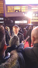 Mark Gatisd at the Premiere of Dad's Army at Odeon Leicester Square (Julie Ramsden) Tags: leicestersquare premiere odeon dadsarmy markgatiss