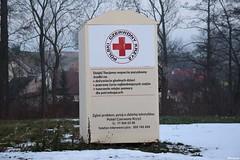 Polski Czerwony Krzy - Stary Ujazd (Michael Sojka) Tags: stary polski krzy czerwony ujazd opolskie kontener