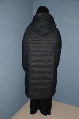 Slave girl sweat in three warm coats (Buses,Trains and Fetish) Tags: girl warm coat hijab sweat niqab slave burka chador