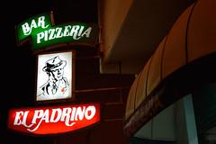 El Padrino (INSAX) Tags: restaurant nikon pizza padrino godfather insax