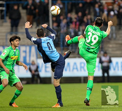 """DFL16 Vfl Bochum vs. Borussia Mönchengladbach 16.01.2016 (Testspiel) 020.jpg • <a style=""""font-size:0.8em;"""" href=""""http://www.flickr.com/photos/64442770@N03/24420148235/"""" target=""""_blank"""">View on Flickr</a>"""