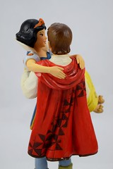 Jim Shore's ''Happily Ever After'' Figure - Snow White and the Prince - Disneyland Purchase - Deboxed - Midrange Left Rear View (drj1828) Tags: california us disneyland anaheim boxed purchase dlr theprince snowwhiteandthesevendwarfs 2016 jimshore