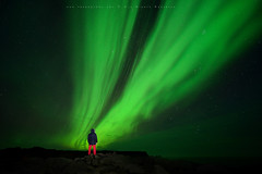 Just admiring.... (FredConcha) Tags: green night stars lights iceland nikon aurora vii northernlights d800 fredconcha