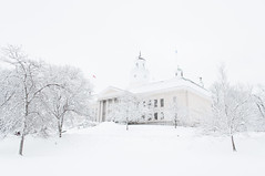 The Other Angle (Grant is a Grant) Tags: ca winter snow canada campus novascotia ns snowstorm january kitlens wolfville 1855 universityhall acadia acadiauniversity acadiau nikkor1855mm nikond90