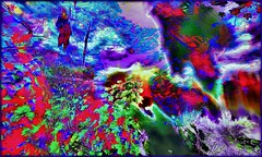A Surrealistic Pillow (Rob Goldstein-off until the middle of February) Tags: sanfrancisco california abstract color beautiful contrast canon airplane artistic surrealism awesome surreal best saturation jefferson colorgrading artbyrobgoldstein