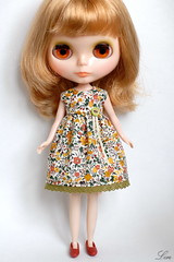 Blythe dress