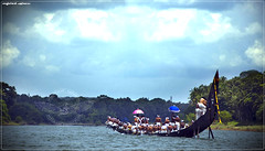 aranmula_boat_festival_20131 (|| Nellickal Palliyodam ||) Tags: india race temple boat snake kerala pooja krishna kochi devi aranmula avittam parthasarathy vallamkali parthan uthsavam palliyodam malakkara koipuram poovathur kodiyettu nellickal kuriyannoor jalothsavam