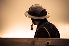 The Warden (technodean2000) Tags: uk wales photo nikon weekend south wwii 1940s ww2 brecon warden lightroom enactment blaenavon d610
