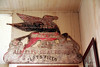 Faded sign (Walt Barnes) Tags: ca history museum canon vintage advertising eos calif sp crockett topaz southernpacific traindepot vintagesign 60d canoneos60d eos60d topazclarity crocketthistoricalmuseum topazinfocus wdbones99