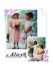 McCalls 5827 Designer Girls Dress Pattern (findcraftypatterns) Tags: birthday wedding girls party flower girl uncut pattern dress lace 5 sewing puff skirt full size fancy ribbon flowergirl bridal collar options sleeves pagent specialevent alicyn mccalls exclusives 5827