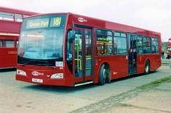 Metrobus 613 (Vernon C Smith) Tags: bus rally 2006 cobham metrobus