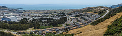 cow palace panorama ll (pbo31) Tags: california statepark panorama color green northerncalifornia bay march nikon view rooftops over large panoramic arena bayarea dalycity stitched sanmateocounty 2016 sanbrunomountain cowpalace southernhills boury pbo31 d700