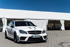 MC8XX. (Slav_Shot) Tags: white car mercedes automotive exotic german mercedesbenz supercar matte amg granturismo 2015 c63 slavshot mc8xx