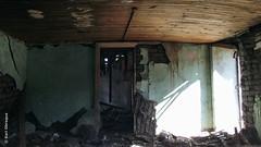 (*paz) Tags: chile old color ruins pichidegua abandonedroom