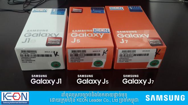 តំណាងក្រុមហ៊ុន ខេអន ចេញលិខិតបដិសេធ លើផលិតផលម៉ាកសាមស៊ុង Galaxy J7 មិនមែនជាផលិតផលរបស់ក្រុមហ៊ុន