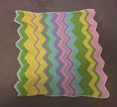 Yvonne Hammond (The Crochet Crowd) Tags: baby game stitch crowd crochet blanket afghan thecrochetcrowd stitchisright
