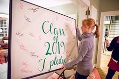 Honor_Code01192016_Cassie_Foster18 (Sweet Briar Photos) Tags: life new sign code student president honor class tasha select 2019 gillum