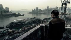 chongqing (korzh roman) Tags: china street city bridge urban house mist water fog skyline river asia chongqing 6d 24105 cuidad