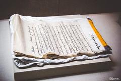 ancient writings (yan.olga) Tags: china museum book ancient letters henan chronicles hieroglyphs anyang