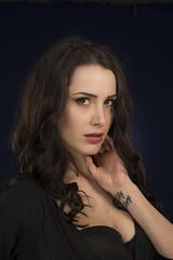 Sadie Grey (elparison) Tags: portrait face angel pretty downblouse