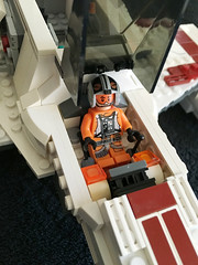 IMG_1243 (lee_a_t) Tags: starwars fighter lego xwing spaceship ewing rebels starfighter darkempire legoxwing legostarfighter legoewing