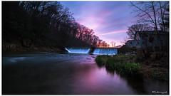 After the rain has gone (Sukmayadi) Tags: sunset evening waterfall tamron hoya 1024 3stop