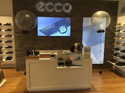Cloudbuster Rond met Confetti Ecco Schoenen Amsterdam