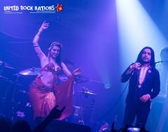 Myrath-1-8 (https://www.facebook.com/Peetoffs/) Tags: rock metal moulin rouge concert live hard heavy progressif lamachine myrath