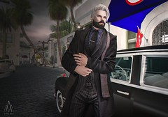 #145. Just take a walk down lonely street (Gui Andretti (Man Cave • Kinky Event • SenseS ) Tags: life man male men guy fashion style suit second atittude elgance deadwool samuraihq