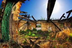 Burned House (Rickydavid) Tags: abandon burned rudere abbandono bruciato